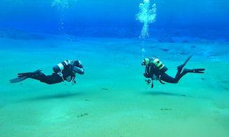 Diving Lessons in Tel Aviv-Yafo