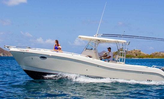 St Thomas Power Catamaran Charter In Us Virgin Islands