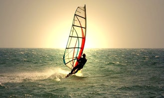 Windsurfing Hire & Lesson in Kerkira
