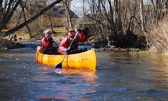 Canoeing Trips in Polva