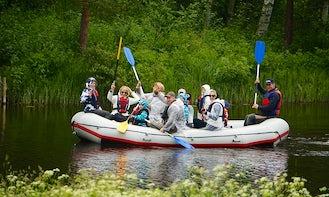 Rafting Trips in Põlva