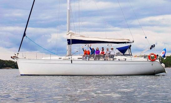 Idda Beneteau Cyclades 50.5 Charter In Tallinn