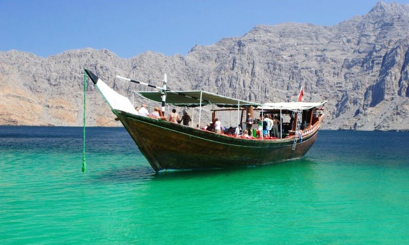 Cruise Boat Tour in Sharjah - UAE