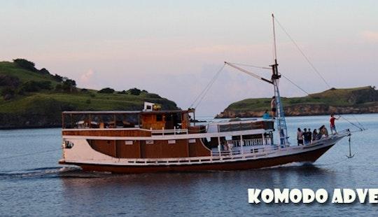 Komodo Island Full Day Tour In Komodo