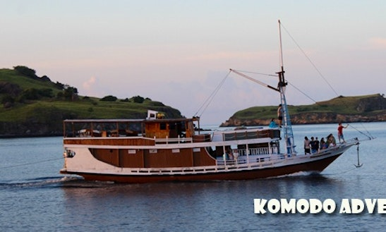 Komodo Island Full Day Tour In Komodo