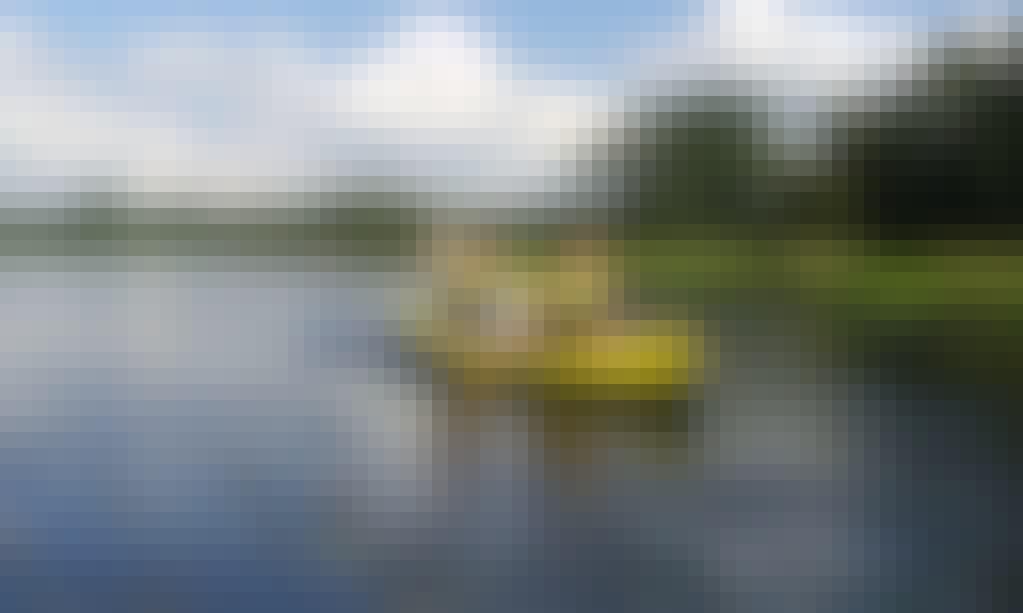 Canoeing in Rīga - Latvia