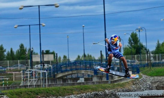 Wakeboarding In Cunovo