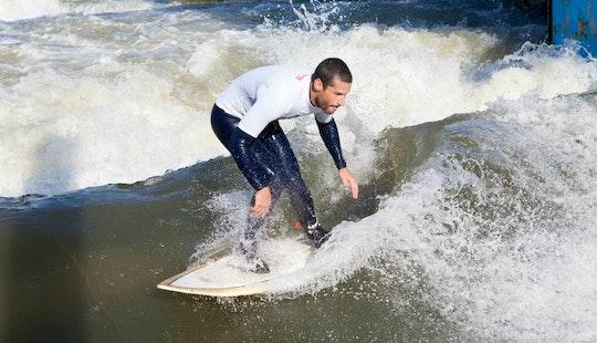 Surfing In Cunovo