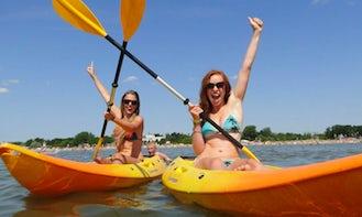 Kayaking Daily Trips in Pärnu