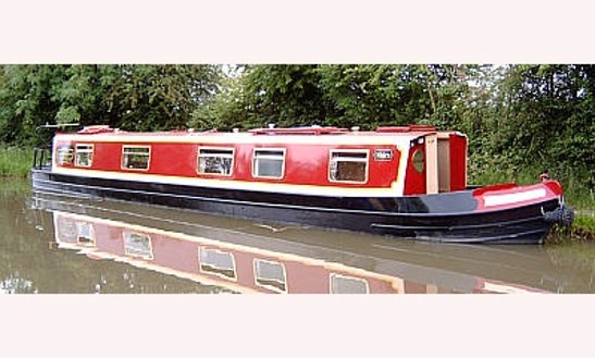 56' Canal Boat