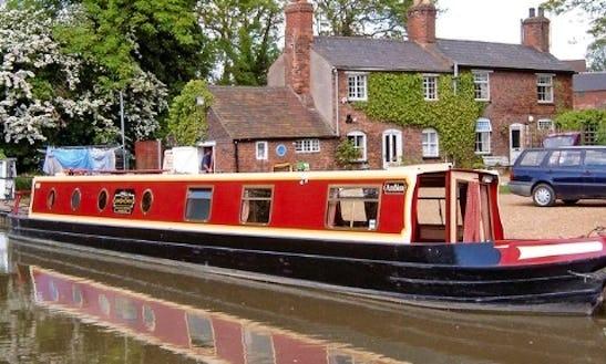 62' Canal Cruiser