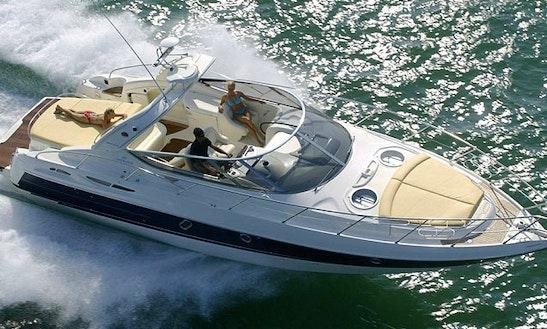 Cranchi Endurance 41 Yacht Charter In Varna