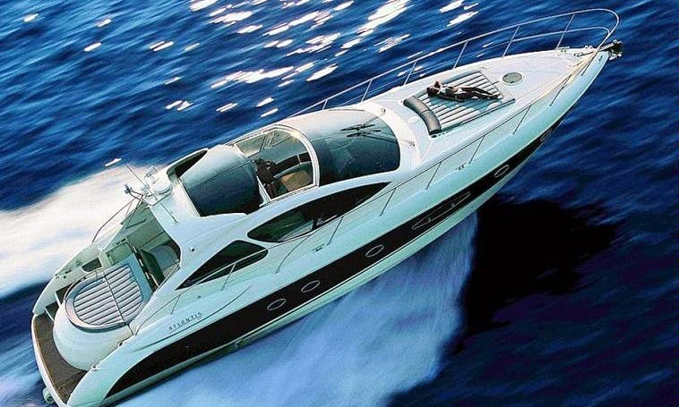Atlantis 55 Motor Yacht Charter in Balchik