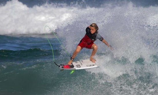 Surf Lessons In Avoca Beach