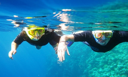 Snorkeling Tour In Soma Bay