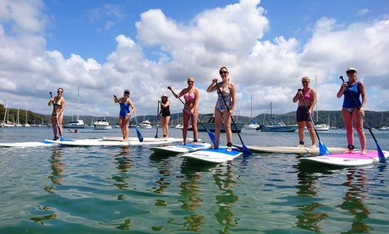 Paddleboard Rental & Lessons In Clareville, Australia