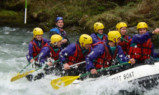 Rafting Trips In Louvie-juzon, France