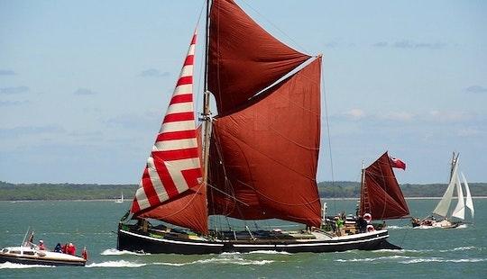Cruising Monohull For Charter In Portsmouth