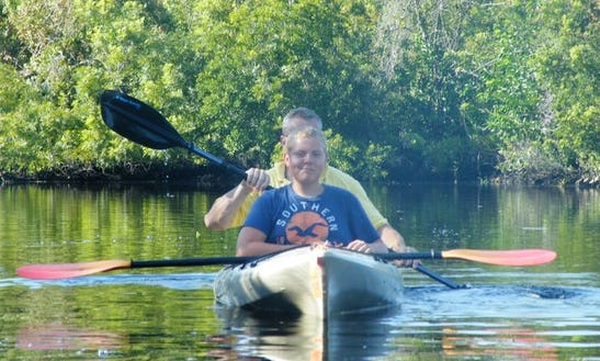 Come On An Kayaking Adventure.in Port Charlotte, Florida