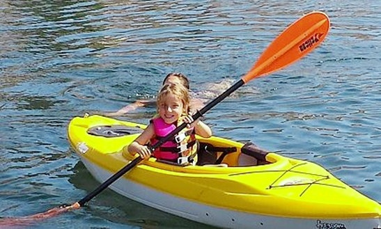 Single Kayak Rental In Quincy