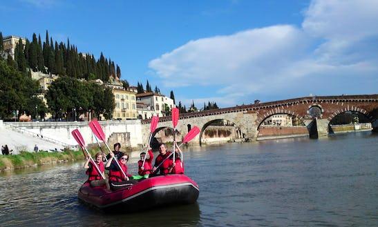 Bike&rafting; In Verona