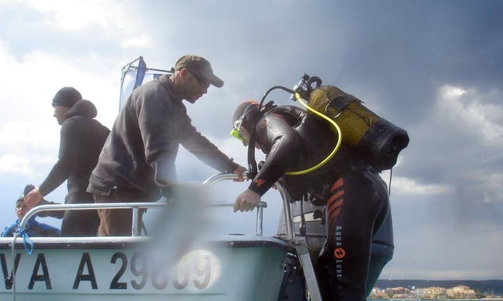 Learn Scuba Diving In Balaruc-les-Bains