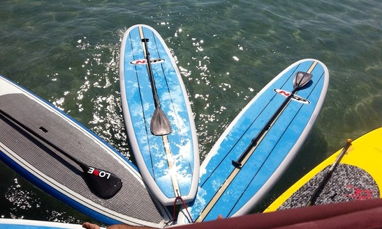 Stand Up Paddleboard Rental In Glen Arbor Township