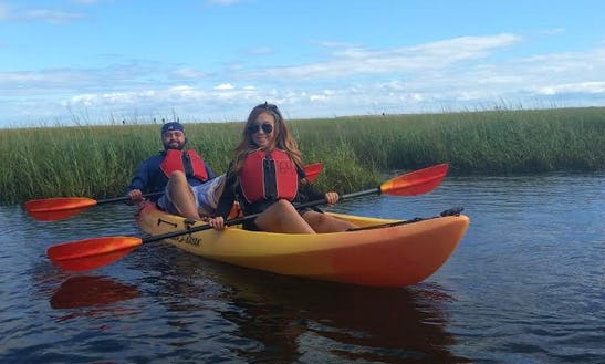 Double Kayak Rental In Dennis Town