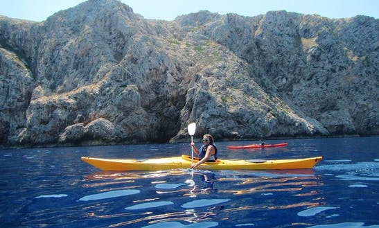 Single Kayak Rental & Courses In Illes Balears, Spain