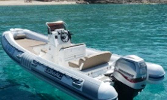 Lomac 6m Boat Hire In Cargèse