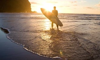 Paddleboard Rental & Lessons in Piha, New Zealand