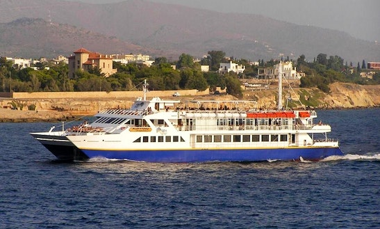 'platytera' Cruise Trips & Private Charter In Greece