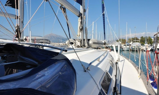 Sailing Cruise To Ionian Islands - Bavaria 44