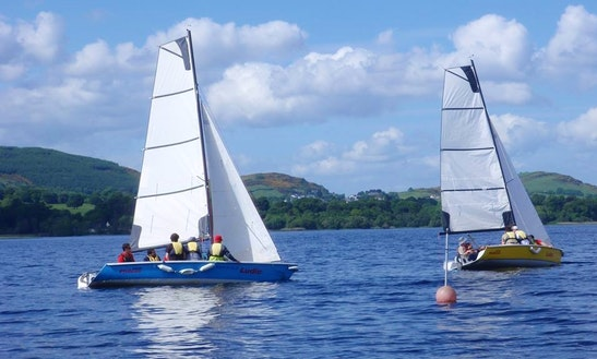 Sailing Lessons On Lough Derg