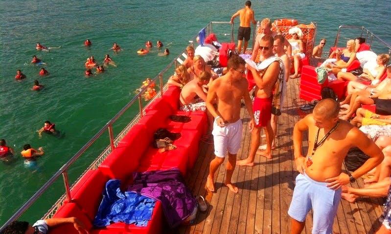 Amazing Boat Trip in Varna, Bulgaria