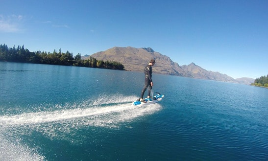 Jetboarding Experience In Queenstown