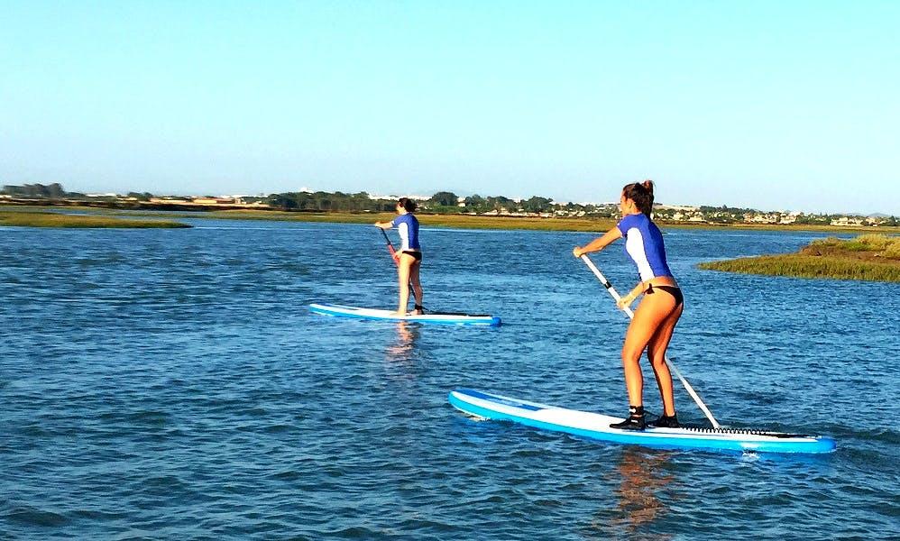 Paddleboard Rental & Lessons in Chiclana de la Frontera, Spain