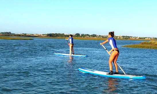 Paddleboard Rental & Lessons In Chiclana De La Frontera, Spain