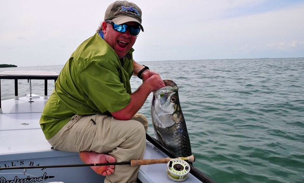 Center console fishing trips in tavernier florida getmyboat for Florida fishing vacations