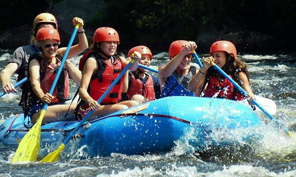 Rafting Trips in Errol, New Hampshire
