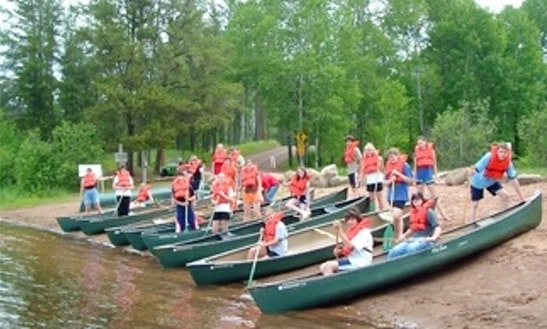 Canoe River Float Trips In Grayling Township, Michigan $30.00