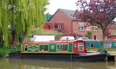 "Day Boat Hire ""Daydream"" In Anderton"