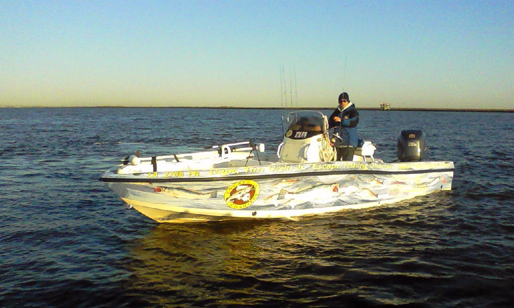 Rent 24' Hydra Center Console In Slidell, Louisiana