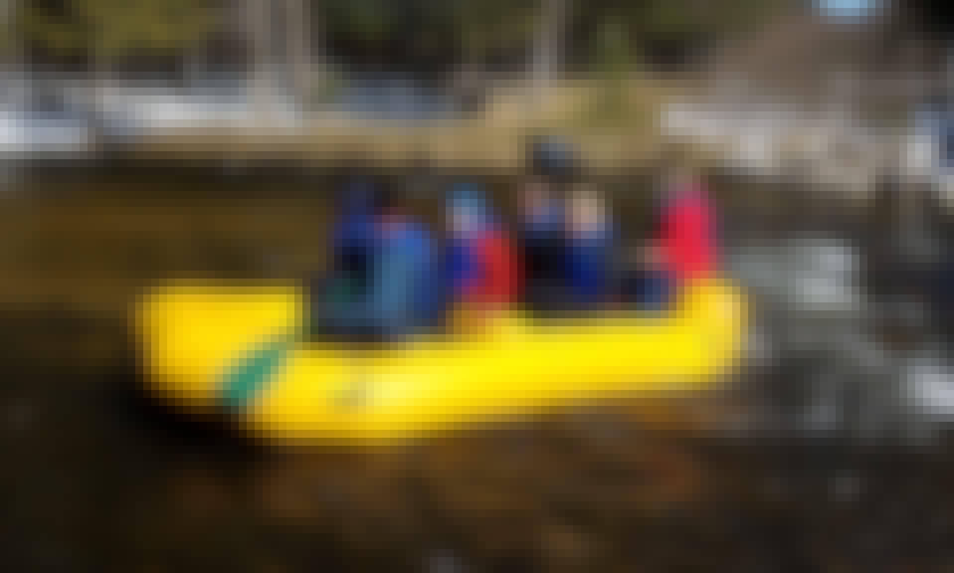 Rafting Rental & Trips in the Jordan River
