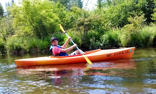 Kayak Excursions On The Jordan River For All Skill Level