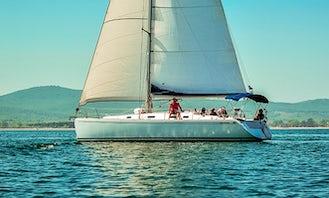 Salona 45 Sailing Monohull Charter in Sozopol