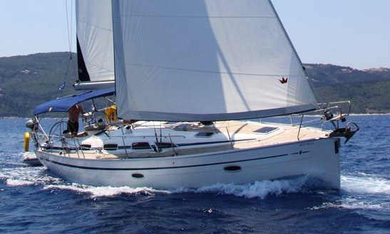 Best Deal Crewed Sailing Charter In Greece - Bavaria 40
