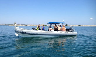 Boat Diving Trip and PADI Courses in Sozopol