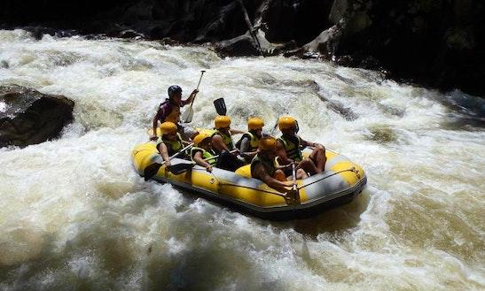 Rafting Trips In Kuala Lumpur