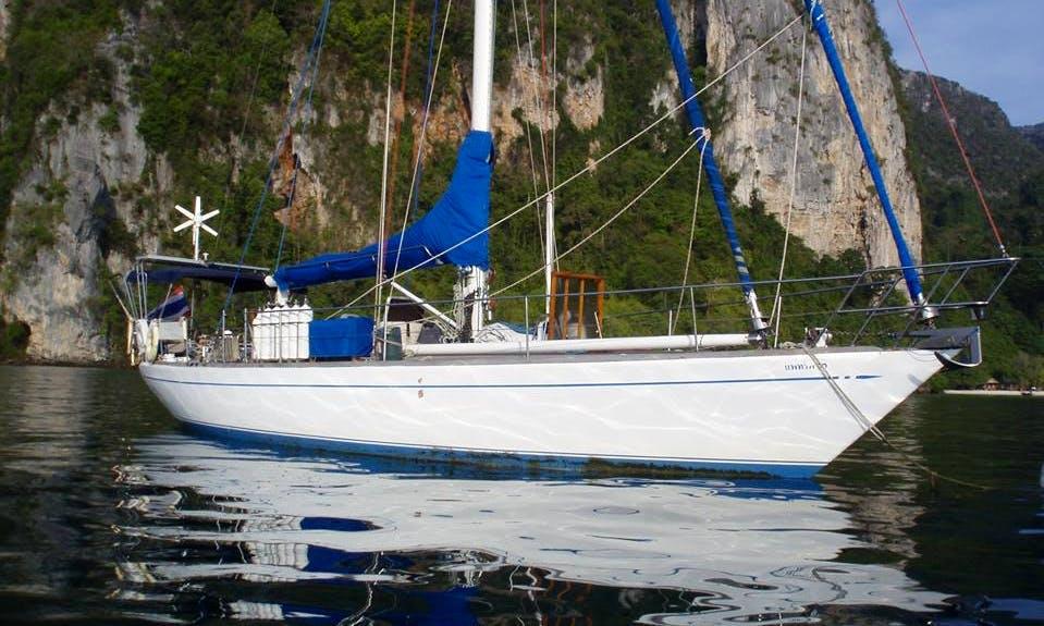 Patrice III Cruising Monohull Charter in Phuket